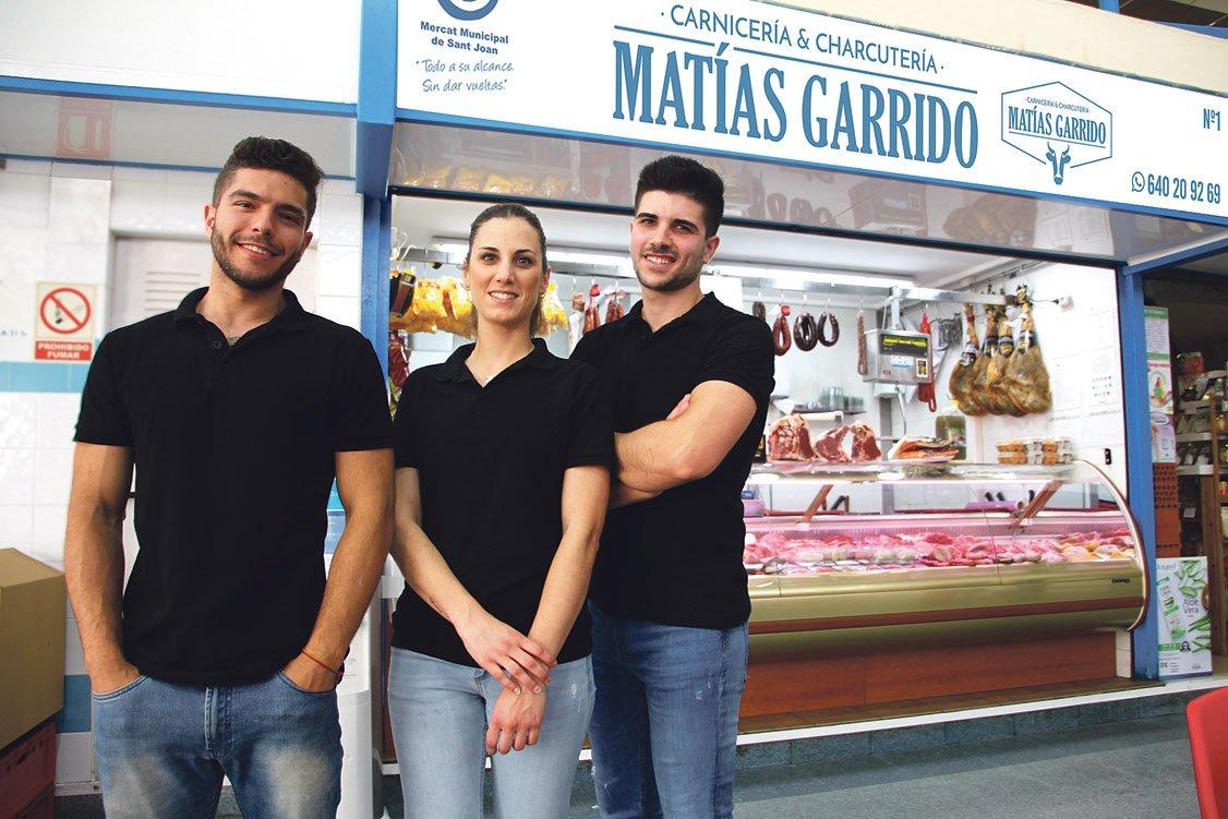 Matías Garrido Carniceria&Charcutería