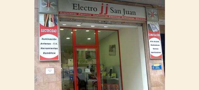 ELECTRO J.J. SAN JUAN