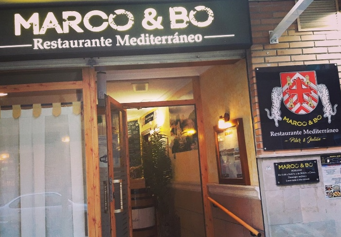 Restaurante Mediterráneo Marco & Bo