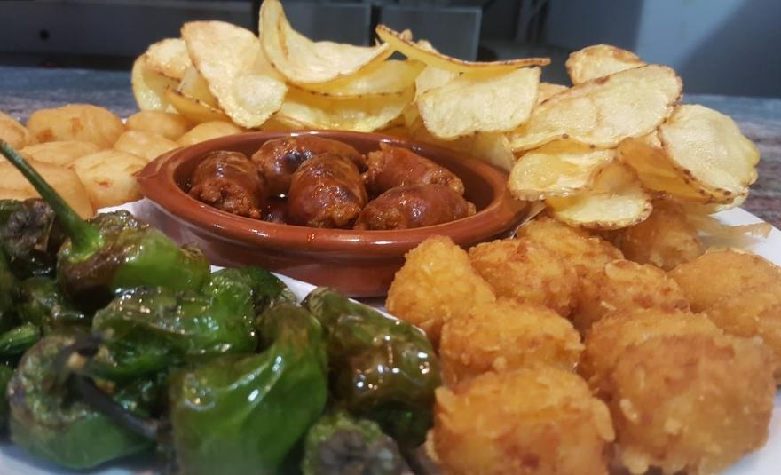 Cafetería y Restaurante M'Agrada Sant Joan